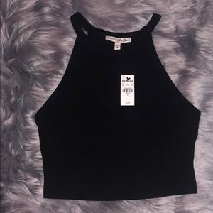 Express black tank in size small NEW